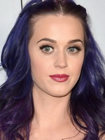 Katy Perry looks so hot wearing nothing under c-thru dress at the ASCAP Pop Music Awards in LA from CelebMatrix