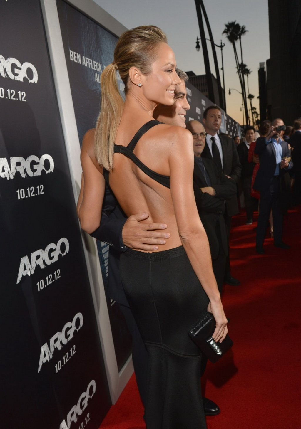 How stacy keibler booty
