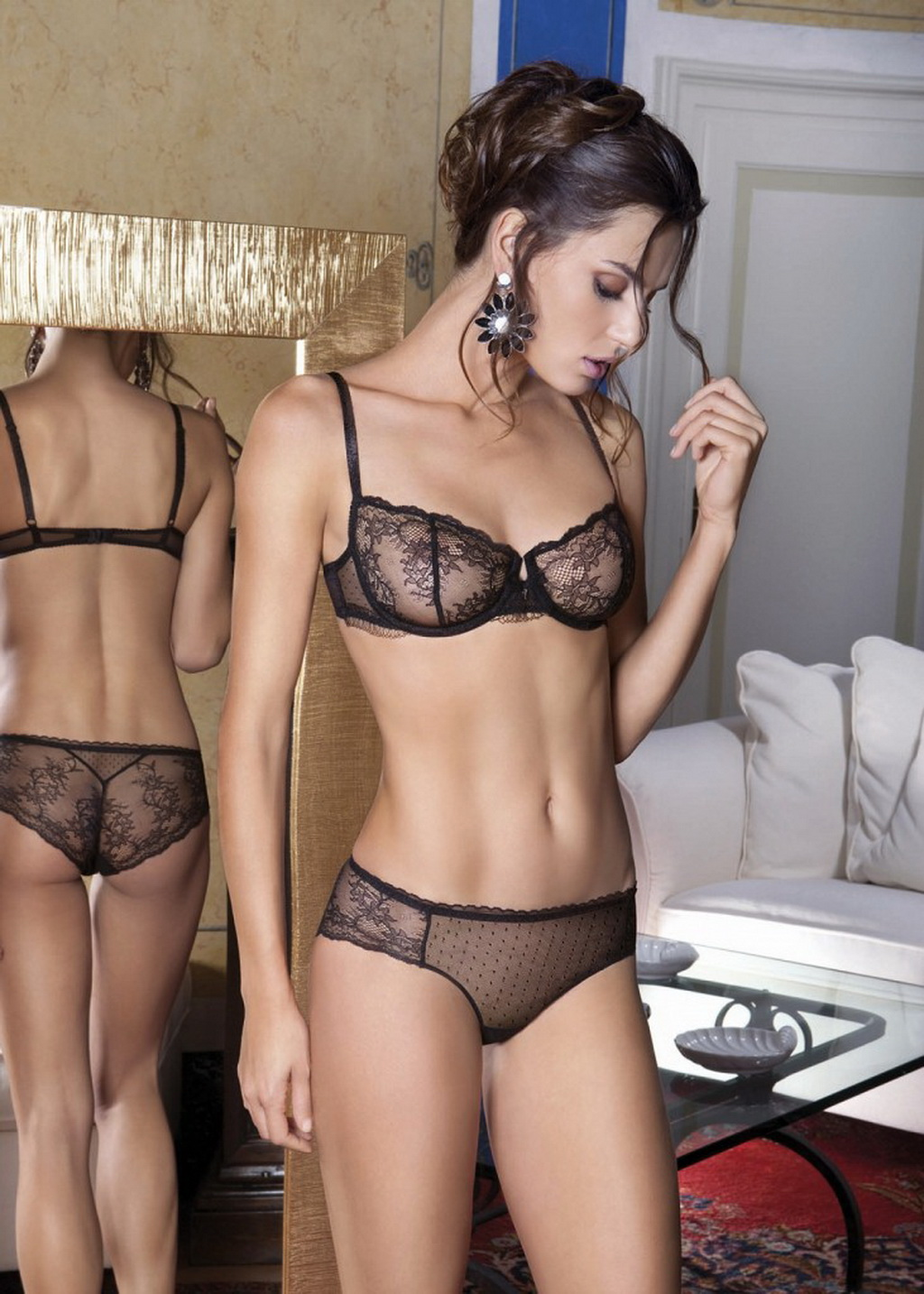 Idea magnificent Girl see through lingerie that interrupt