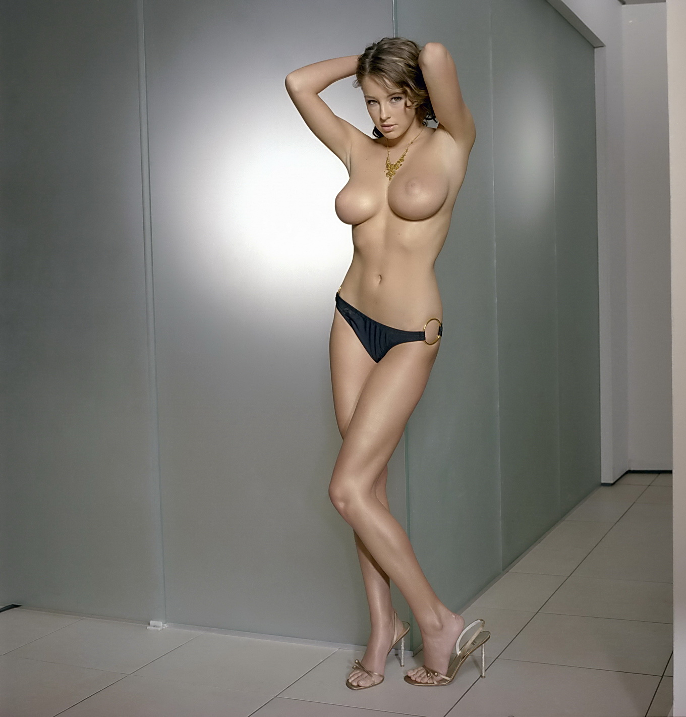 Speaking, opinion, Keeley hazell lingerie there