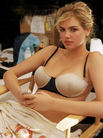 Kate Upton bares her curvy body for Vogue Germany magazine January 2013 issue from CelebMatrix