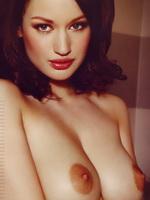 Kitty Lea showing off her naked body at Official Calendar 2013 PS from CelebMatrix