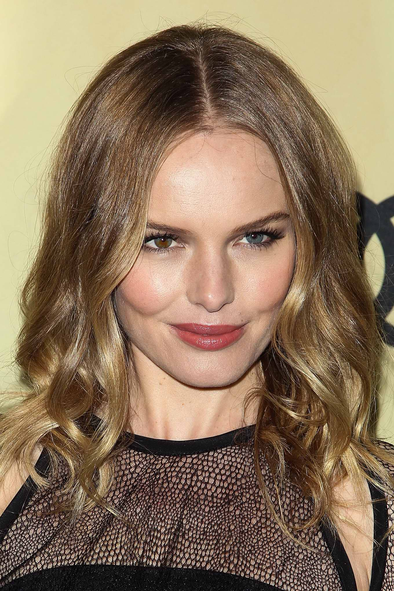 Kate Bosworth Looks Hot Wearing Black Partially See