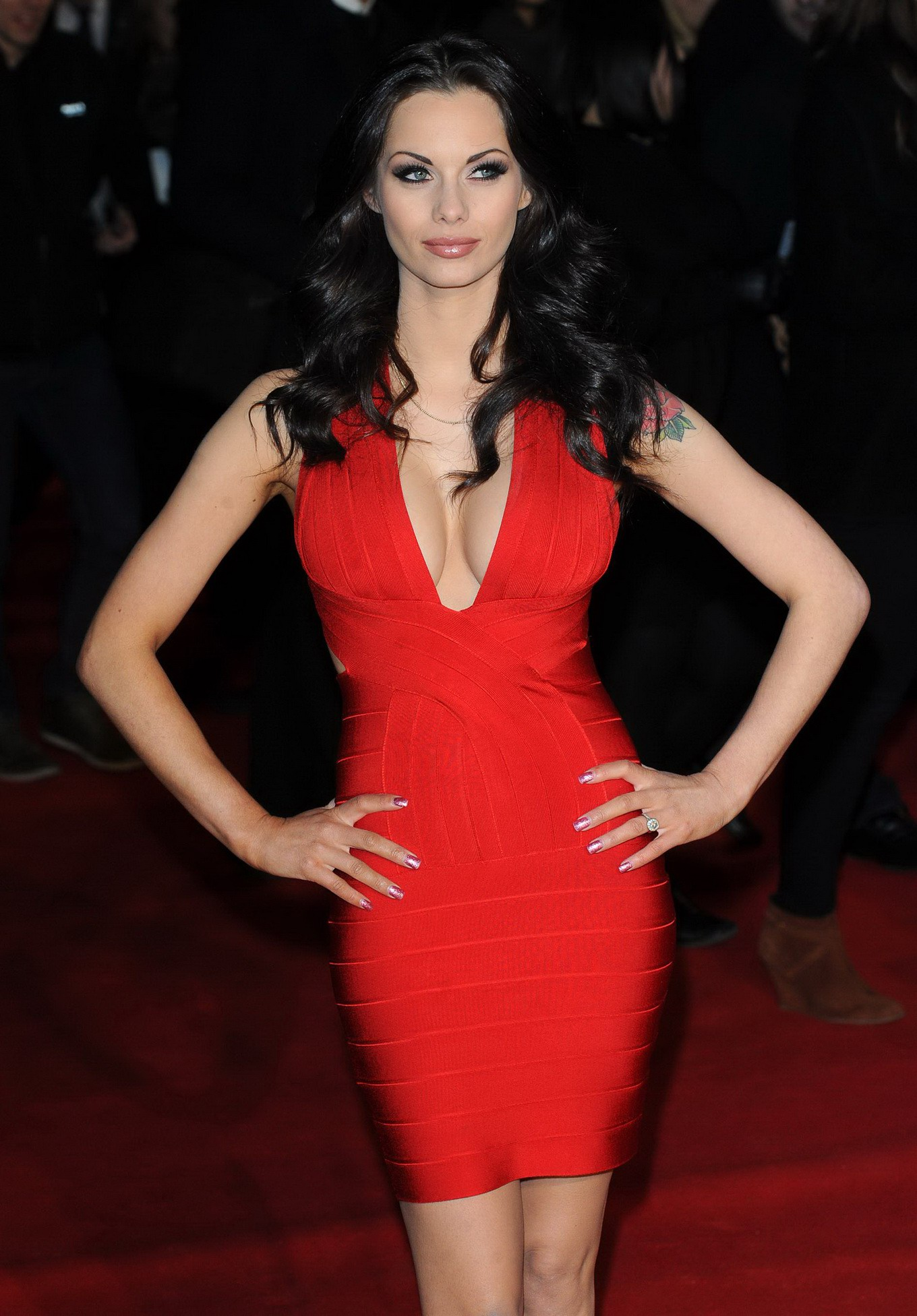 jane clement red Jessica