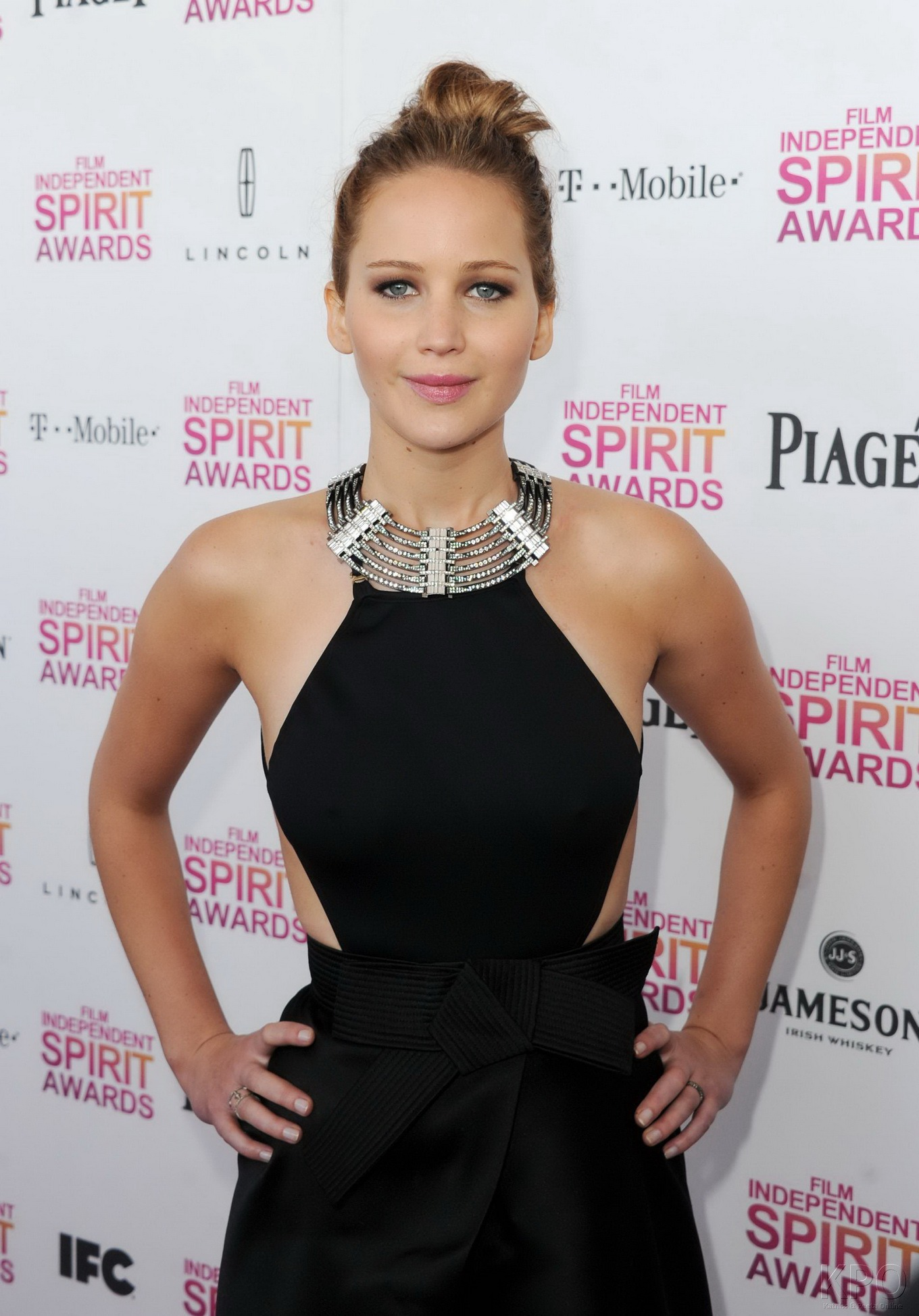 Confirm. happens. jennifer lawrence spirit awards