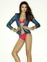 Irina Sheik showing off her sexy bikini body in Xti Spring/Summer 2013 campaign from Mr Skin