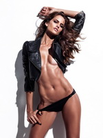 Izabel Goulart bares her beautiful body for GQ Magazine from CelebMatrix
