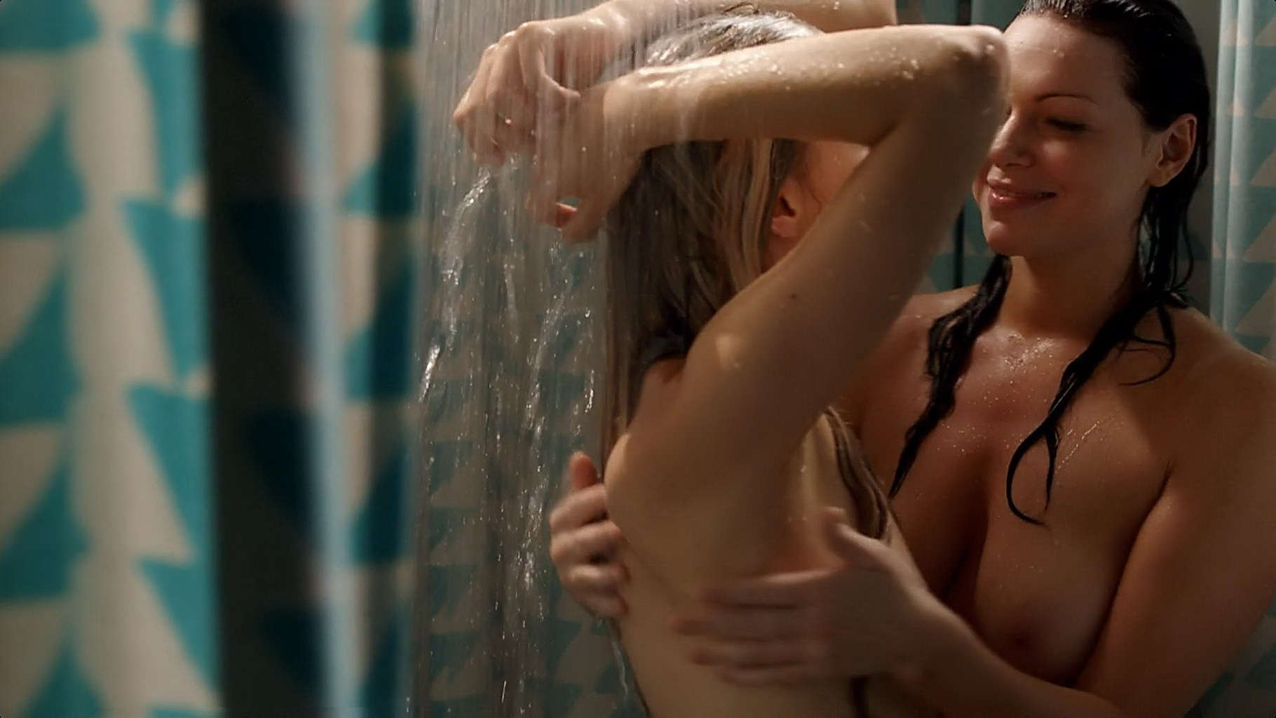 from Bryce nude fucking shower scenes