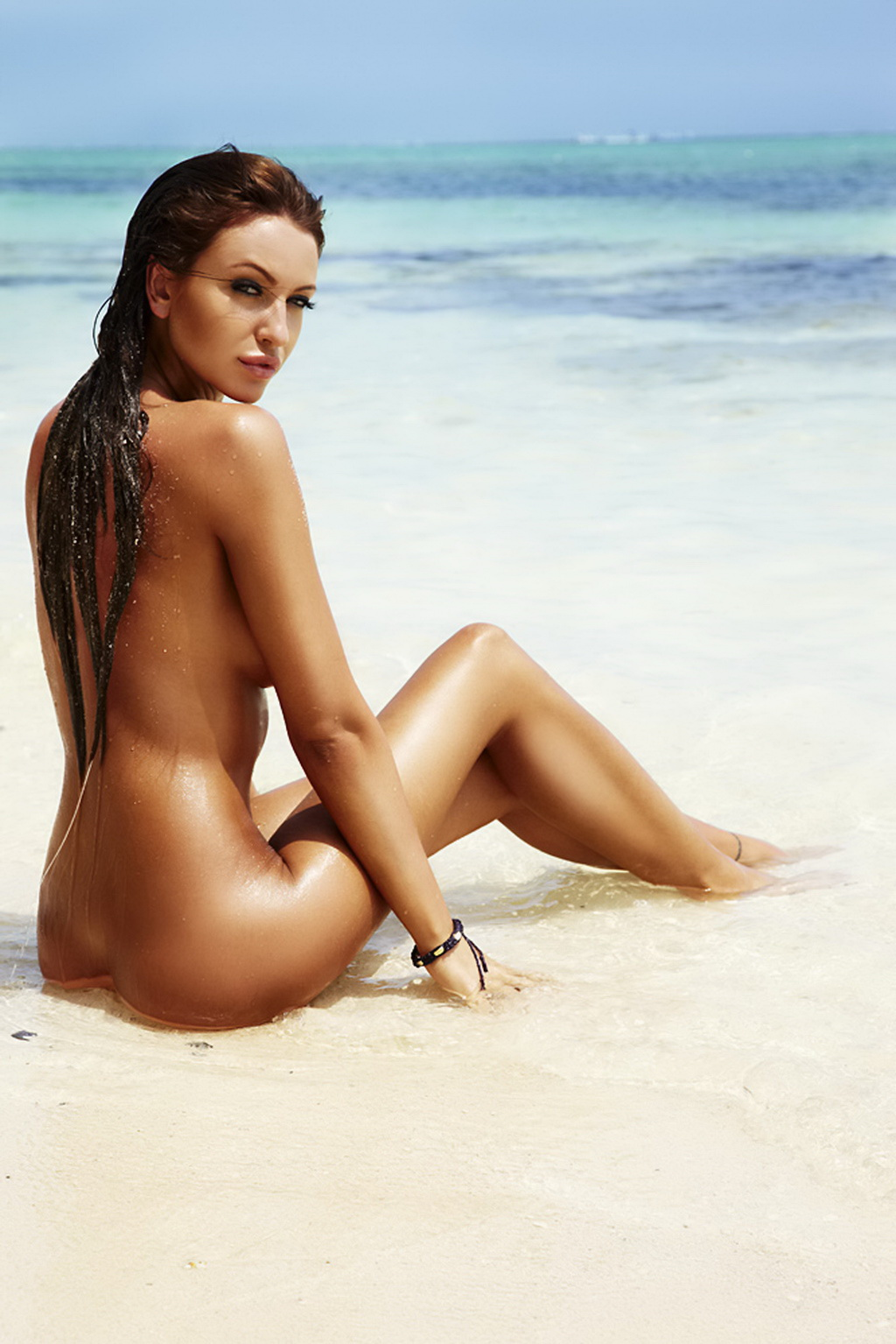 Sorry, that sexy beach beauty