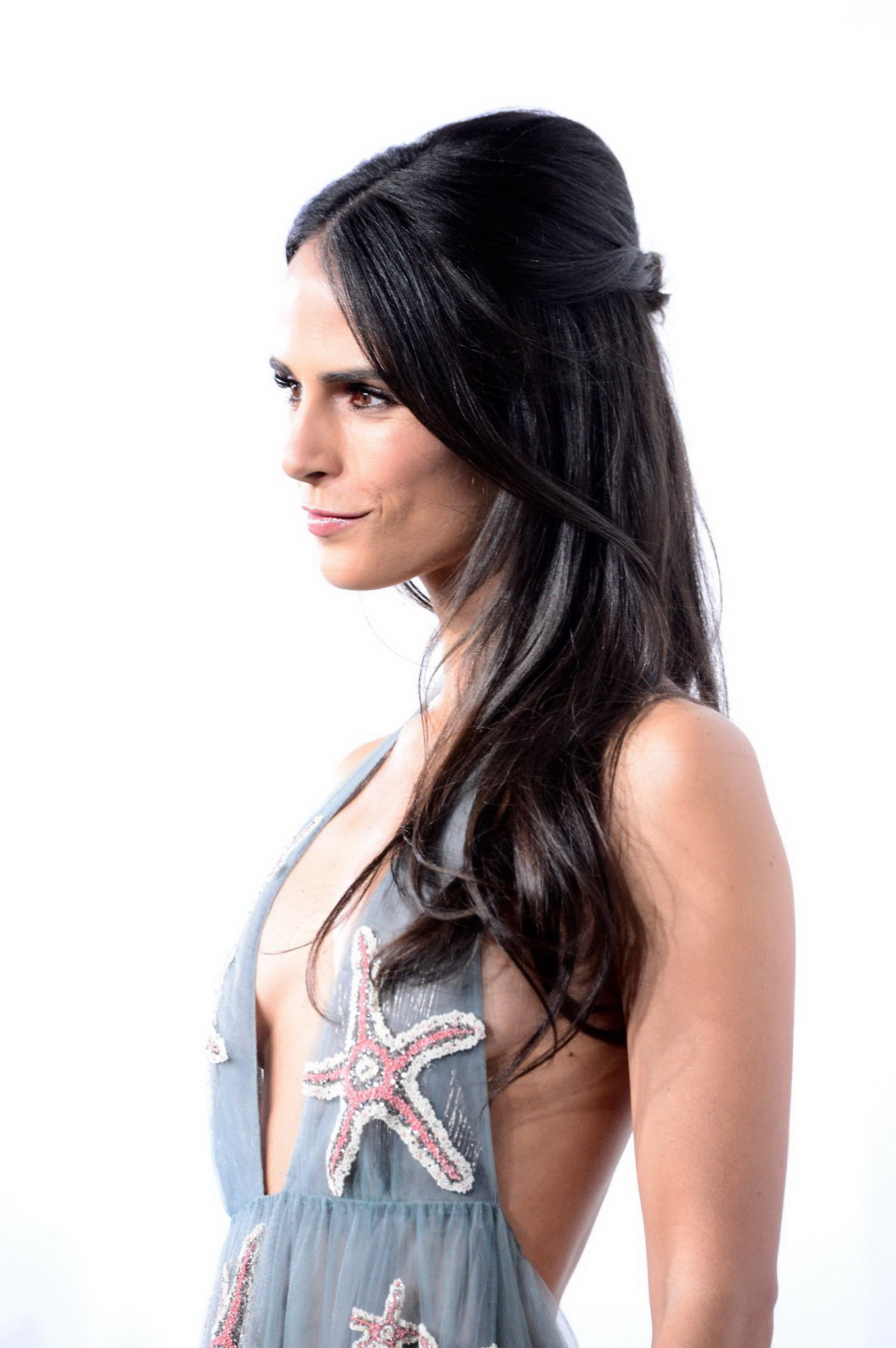 Matchless Jordana brewster cleavage something is