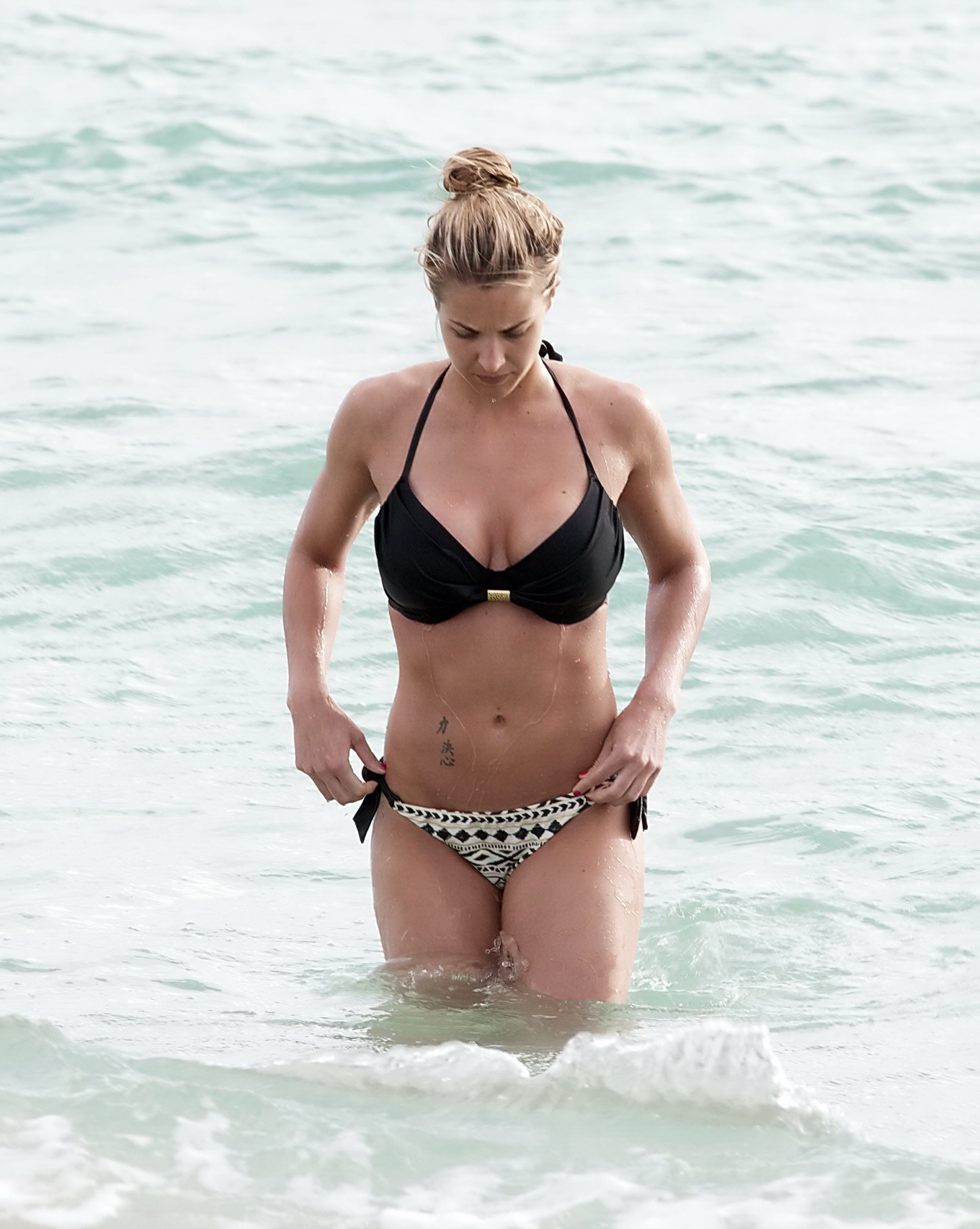 Confirm. join Gemma atkinson bikini consider, that