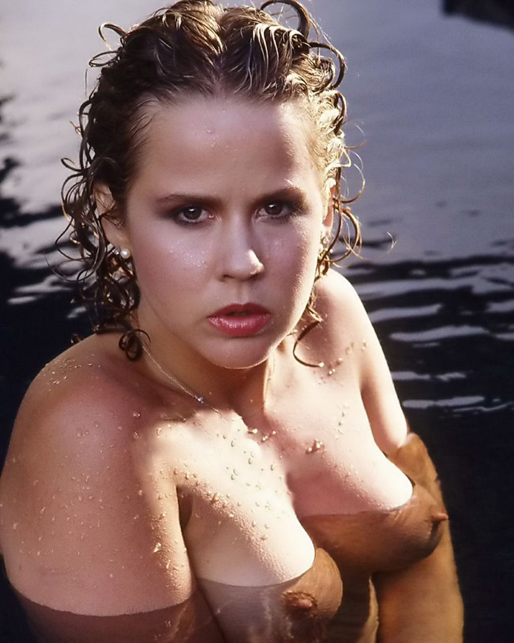 linda blair dick zimmerman